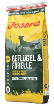 GEFLÜGEL & FORELLE